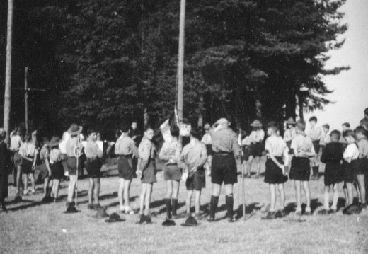 CAMPO SCOUT A RIOTORD 1951