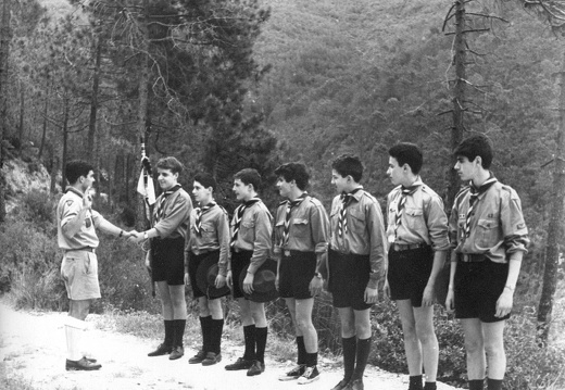 SALUTO SCOUT